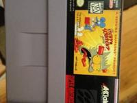 Offering my copy of the scratchy and scratchy game for