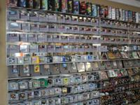 Super Nintendo Games!  Big Selection! $1 and Up.  THE