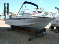 19 Foot Boston Whaler Montauk 2007 Everything on this