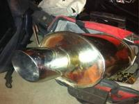 I have a TANABE G Power Medallion muffler for sale or