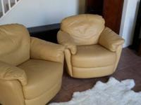 These are one of the most comfortable chairs ever! Once