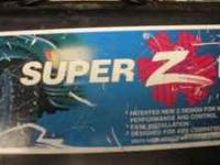 Set of Super Z LT brand tire cable chains. Made in