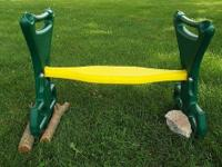 Super Long lasting Playstar Swing/Glider:.  The
