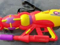 I have this Super Soaker for sale which works