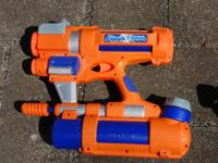 Selling a package of 3 super soakers, work great and
