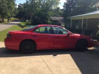 I have a supercharged 1999 Pontiac Grand Prix GTP that