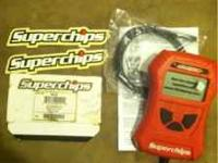 Superchips 1815 Tuner for an 04-07 Ford truck. V8 & V6