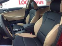 Superior Auto Restyling offers leather interiors