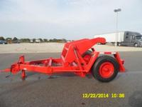SUPERIOR HYDRAULIC REEL TRAILER - 200022. EXCELLENT