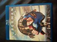 Up 4 sale is a mint condition blu-ray disc of Superman