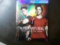 I'm am selling season 6 of Supernatural on blue ray.