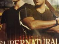 Brand new copy of Supernatural season 8. I bought it