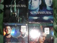 DVD Season 1-5 Condition: Practically brand New