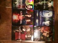 The first six seasons of supernatural