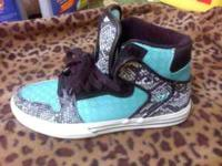"These supra ""snakeskin"" vaders were a limited release &"