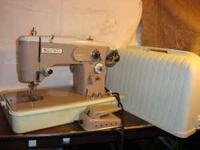 For Sale: Supre Macy sewing machine,Straight and Zigzag