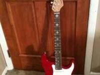 Surf city electric guitar. In GREAT CONDITION! it comes