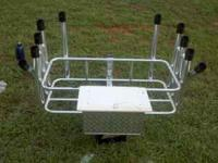 i have this nice rod and cooler rack that is great for