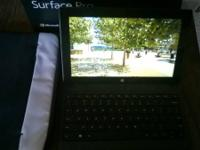 Offering my Surface Pro 2 256GB with 8GB of RAM, Type