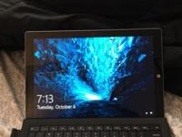 Looking to sell my 128gb surface pro 3 core i5 (Windows