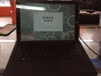 Like new condition, Surface Pro 3 Intel Core i5 This