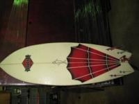 Surfboard (Wavrydr) 6ft, 4 fin with leash $150 Call for