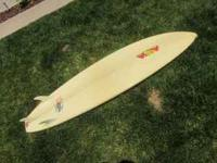 """7'2"""" Aipa Surfboard. This Board is in Very Good"""