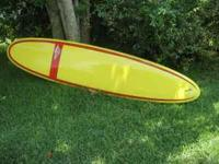 "Hobie 8 / 6 Epoxy "" Slug "" , Tri Fin , No Dings ,"