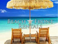Seaside Front Rentals has the LOWEST Rental Prices on