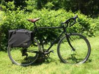 Hello,. I am selling my Surly Cross Check custom-made