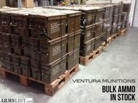 Ventura munitions is offering Steel Ammo cans for