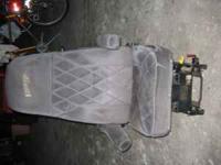 Suspension seat Truck / Tractor. Fair condition.