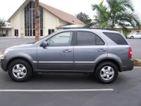 2008 KIA SORENTO EX FULLY LOADED SUV ONE OWNER CLEAN