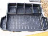 Heavy Duty Nissan X-terra Cargo Liner with removable