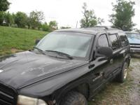 I have a 98 Dodge Durango. It is 4x4. Runs fantastic