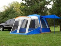 We've only used this tent twice and it works great!  We