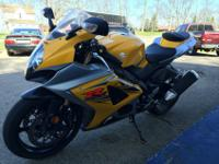 2007 Suzuki motorcycle has ability to do precisely what