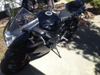 2013 Suzuki gsxr 750 carbon black edition with 2000