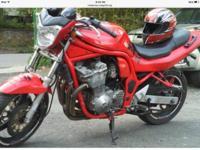 1995 Suzuki Bandit gsf600 custom ninja leds signals ,