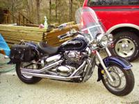 2005 SUZUKI BOULEVARD CUSTOM CRUISER EVERYTHING