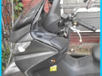 For sale is a Suzuki Burgman 400 2006 The scooters