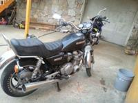 I have a Suzuki GS 550 the year is 1982. it's in a good