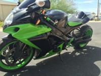 Up for sale is my custom gsxr 1000 2008 model, lots of