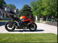 2009 Suzuki GSXR_600. 5,500 Miles. Excellent Condition