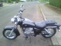 this is a 2004 suzuki that is in excellent condition it