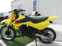 Suzuki JR80 Dirtbike 2 Stroke Great Condition Well