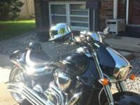 Iam selling a 2008 Suzuki Boulevard Low miles only 2000