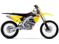 Complete line of Suzuki race prepared motocross dirt