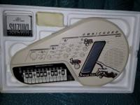 New omnichord still in box also have a new case!
