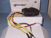 ElectroSport  Regulator/Rectifier Suzuki GS